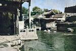 歷史老照片:民國十七年的齊魯大地