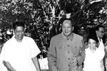 新中國領袖毛主席最慈祥的時刻