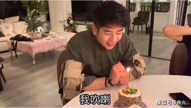33岁郑欣宜为友庆生,3千万豪宅意外曝光,卧室比人家客厅都大_视频