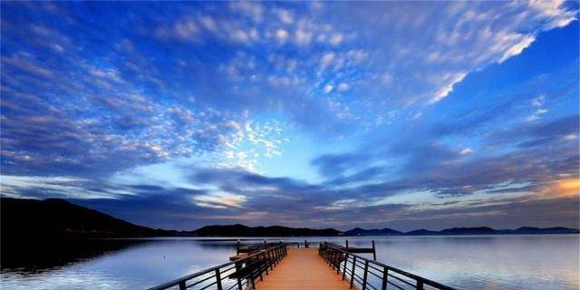 原创            浙江最大的湖泊:是西湖的3倍大,听过它的人却很少