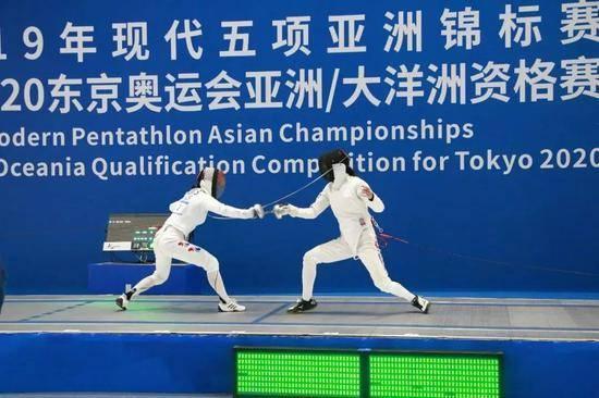 <strong>奥运延期备战热情不减 中国现代五项队苦练短板</strong>