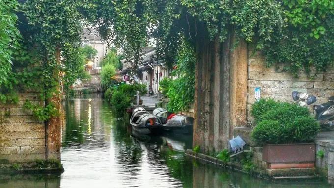 原创 浙江有个江南风情小城,比乌镇清净,比苏州温婉,一定要向你推荐