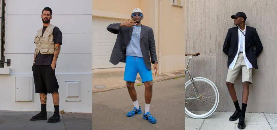 想要夏季搭出时尚凉爽的造型?那你可能需要这四款时髦短裤