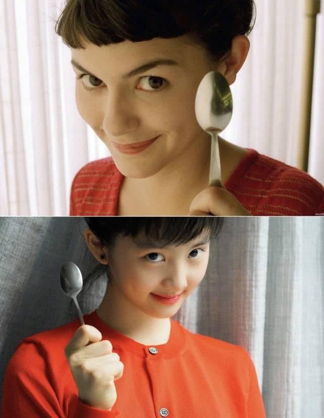 『黄磊』眼神中都充满戏,黄磊女儿多多进军娱乐圈?上戏剧课拍摄剧照