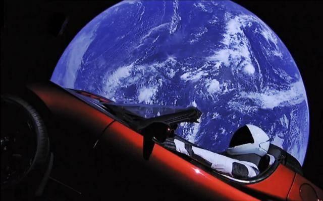NASA反变客户,SpaceX开启太空商业时代