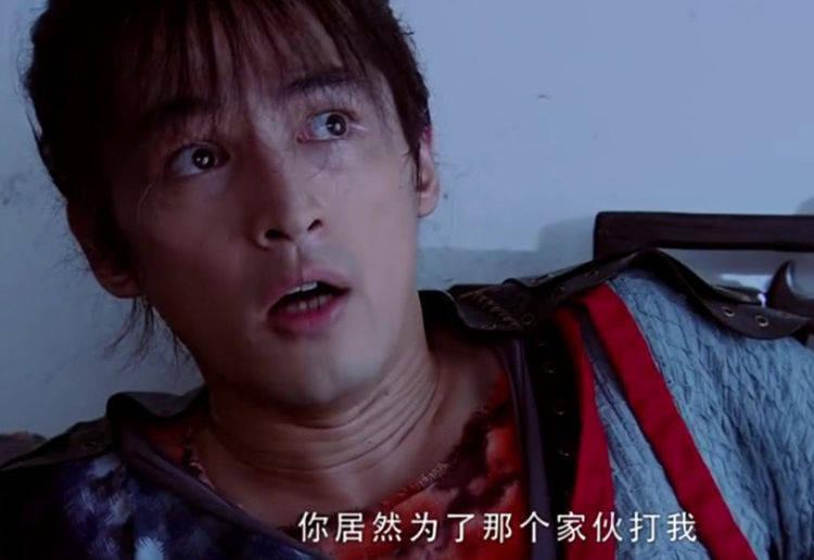 仙剑3:胡歌一共饰演了五个角色,猜你只知道景天和飞蓬!_龙葵