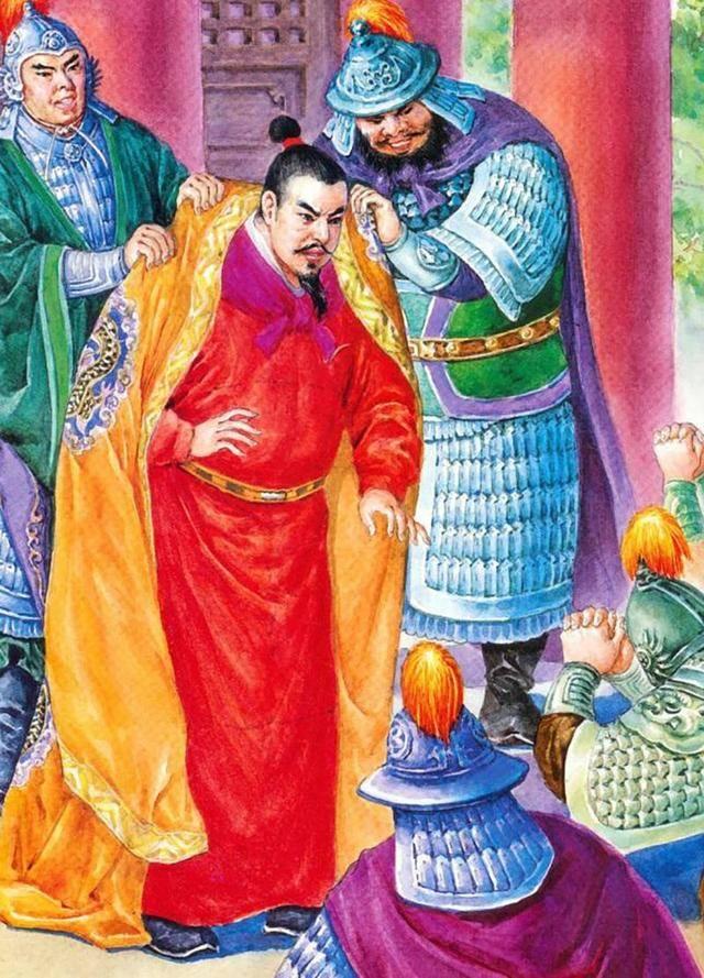宋朝灭后蜀之战,一场平平无奇的战争,却因一个女