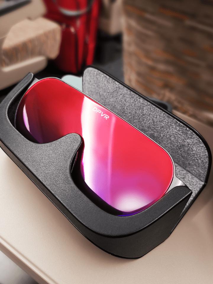 大朋VR超轻薄眼镜发布在即