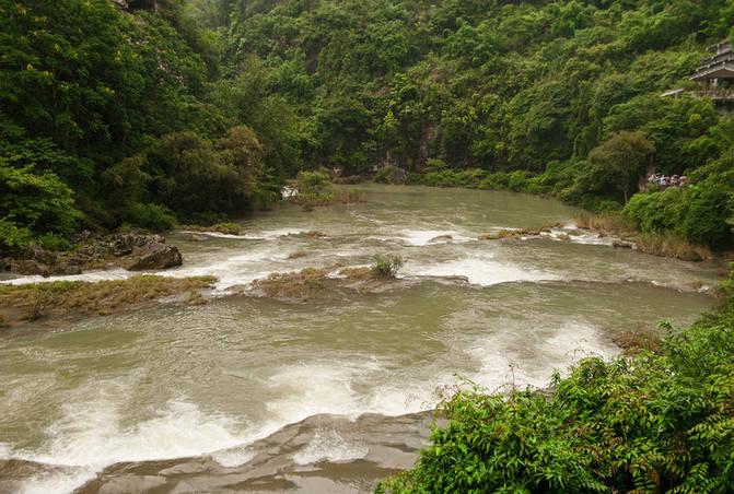 貴州黃果樹瀑布最美的季節又到了!氣勢磅礡超壯觀,錯過再等一年