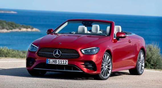 进入全新的奔驰E级coupe系列,你会发现这是一款集美观与性能于一体的车型