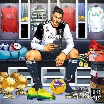 C罗是2020年收入最高的足球运动员,达到了1.05亿美元