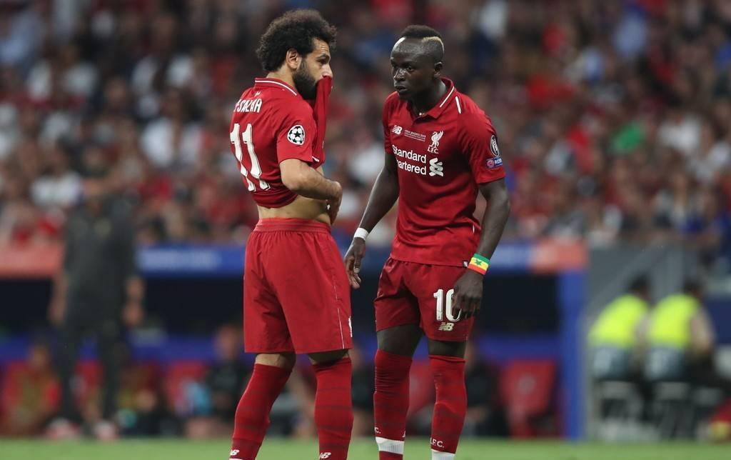 如果有球队能够提供100万英镑的周薪,马内和萨拉赫将离开利物浦