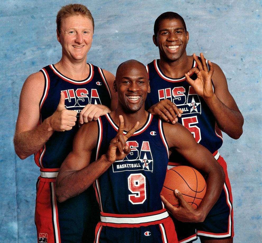 无疑就是美国男篮,特别是第一版梦之队。。
