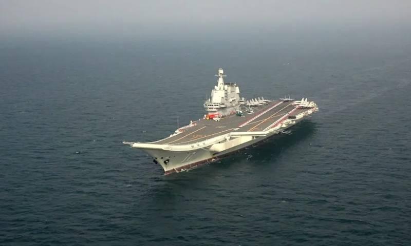 山东舰离港测试武器,美国人:超出我们预料
