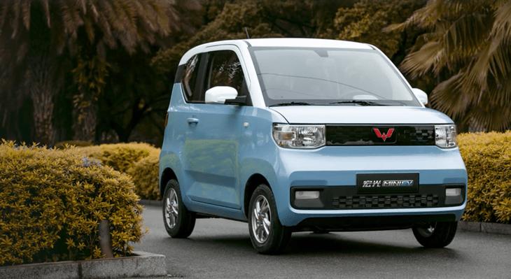 五菱宏光MINIEV将6月底正式上市预售2.98-3.88万元