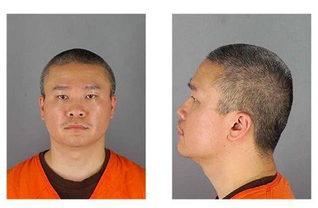 """原创 美国""""黑人之死""""案件中,那个涉事亚洲面孔的警察到底是谁?"""