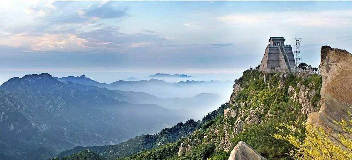 来山东旅游,不光只有泰山,还有两座名山是5A景点