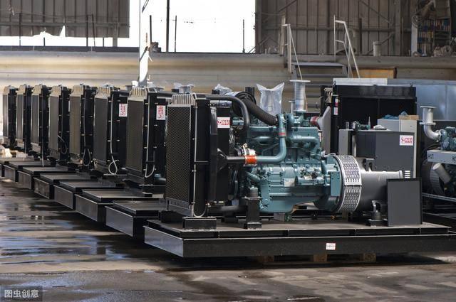 柴油发电机组燃料供应不足的原因分析