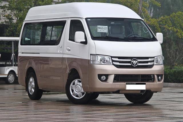 原福田风光G7新款上市售价845-1050万