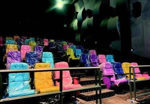 一家没复工的电影院现状