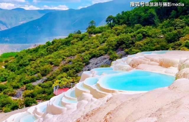 原创             一块高原上的碧蓝宝石,被称为仙人遗田?还是不为人知的神仙宝地