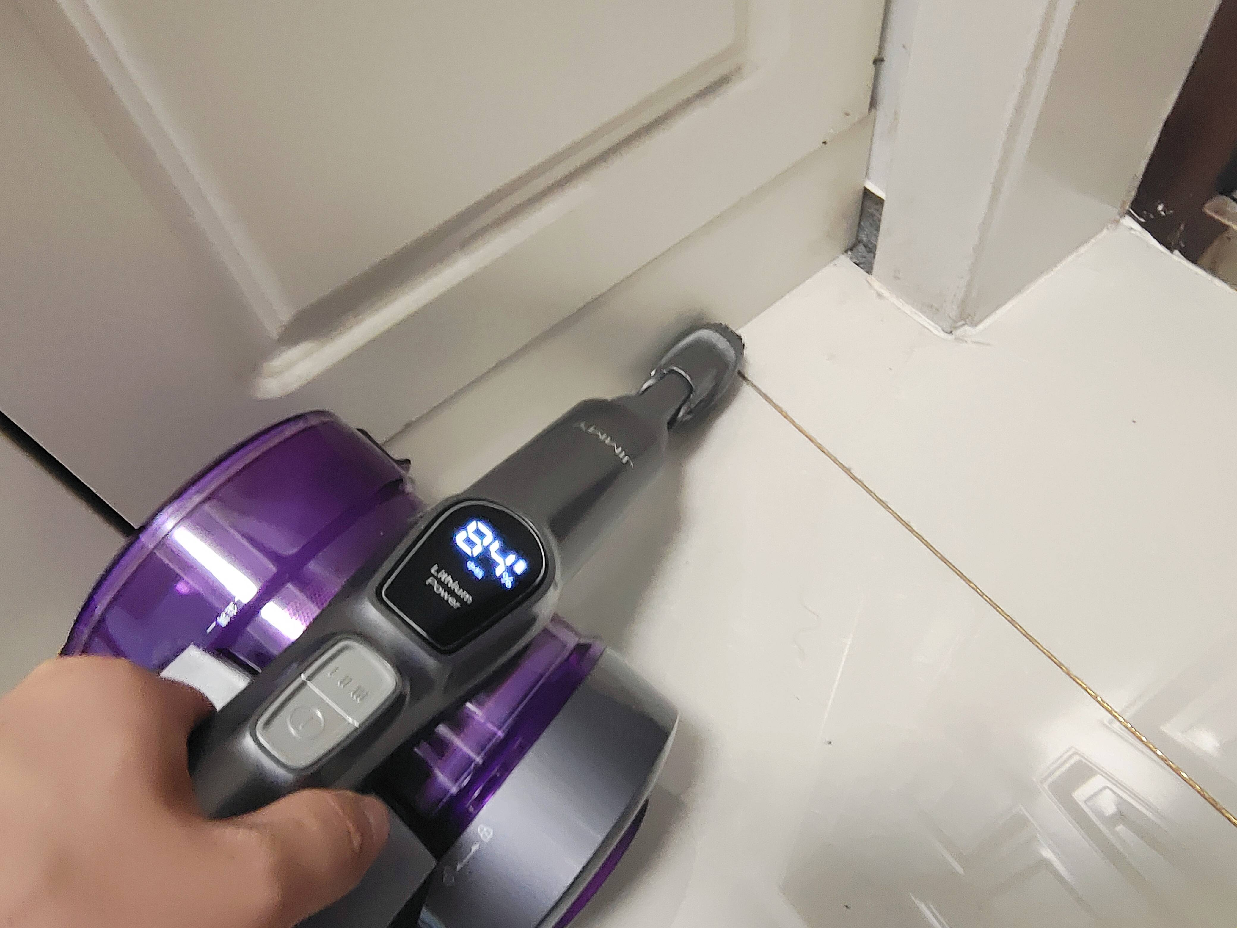 清理无死角,灰尘无处躲——吉米A8上手把吸尘器测评