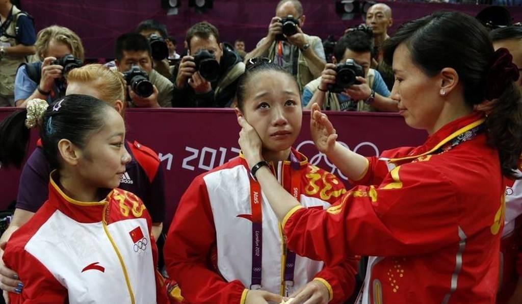 身高1米5的体操女选手!两次在奥运会留下遗憾