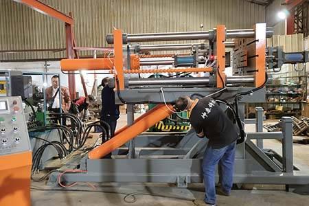 重力铸造倾斜铸造机如何生产铸件?