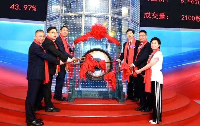聚合顺上交所上市:市值32亿 实控人傅昌宝家族色彩浓厚