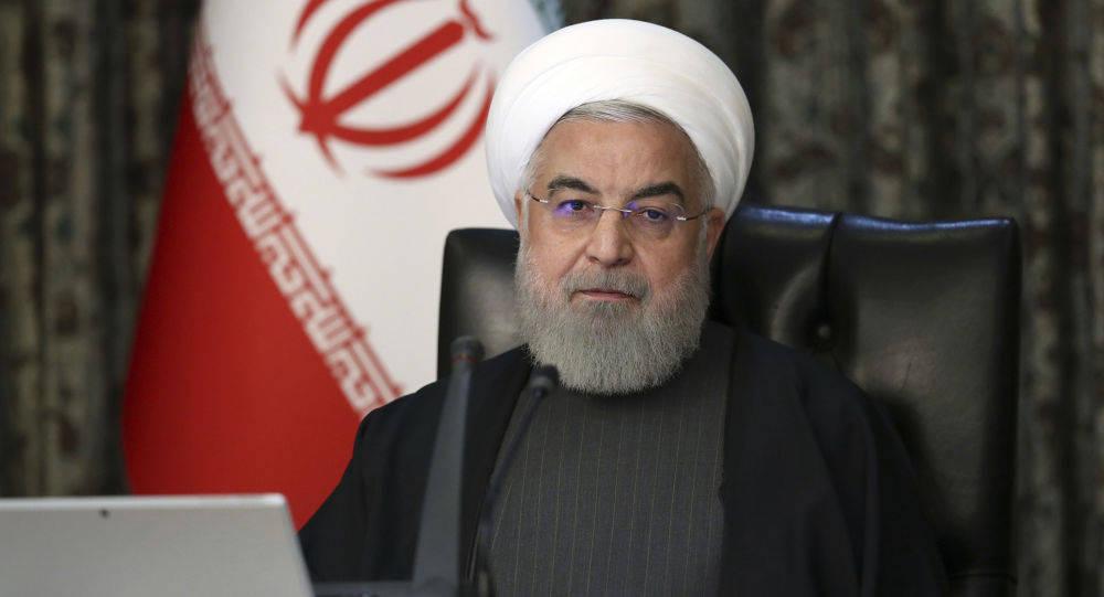 伊朗军事力量升至全球第十四?鲁哈尼展示导弹基础设施力量