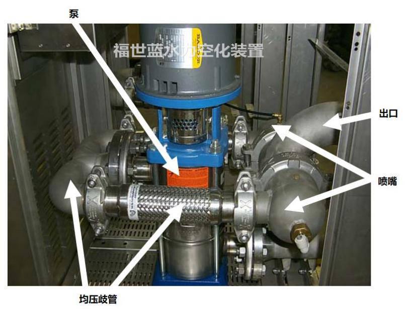 【污泥脱水处置处罚】水力空化污泥脱水技术三流程