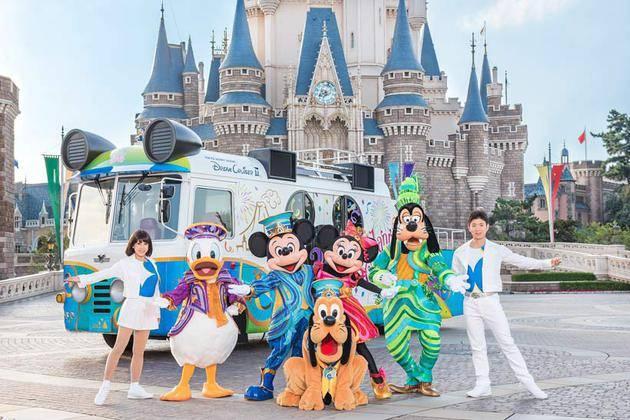 东京迪士尼乐园7月1日重开 实行预约制及人数限制