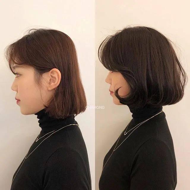 过渡期'中短发'发型推荐!尴尬长度也能美美哒