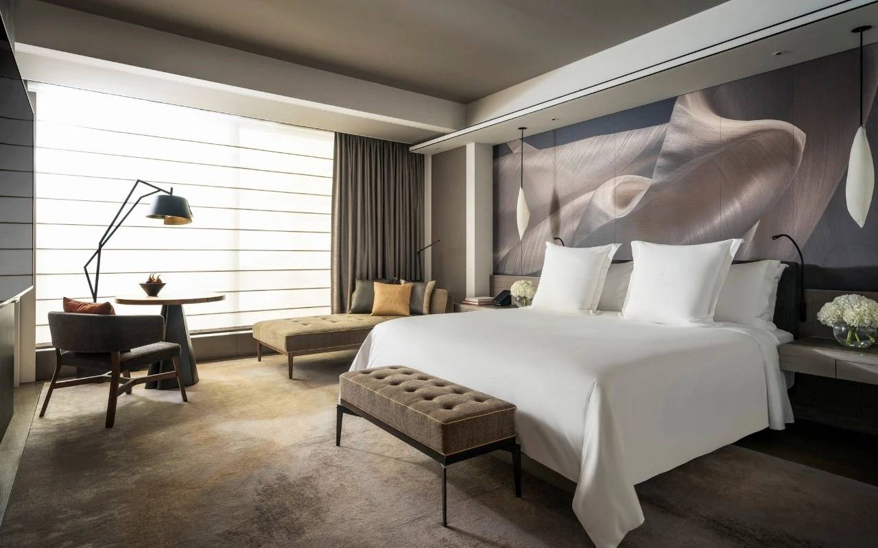 轻奢酒店设计要点|贵阳网红轻奢酒店设计解读(图3)