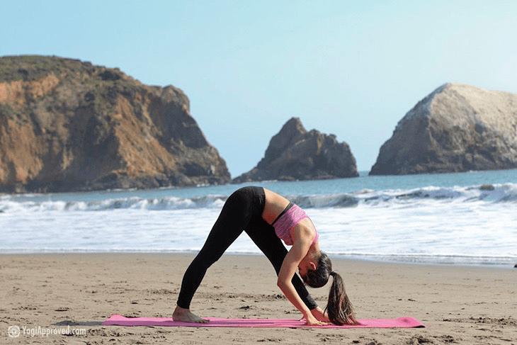清晨瑜伽六体式,每天10分钟,打造好气色,看起来更年轻_工作 知识百科 第2张