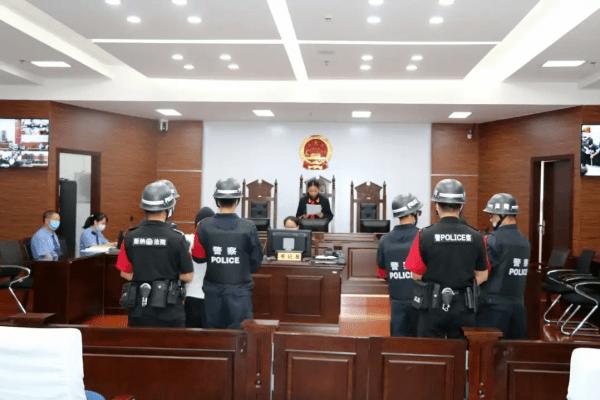 杀害禁毒民警李敬忠的毒贩伏法 4名被告执行死刑案件始末回顾