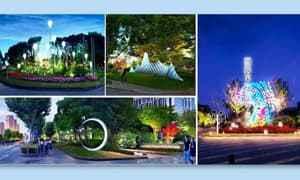 2020-2035年奉贤区景观照明专项规划新鲜出炉