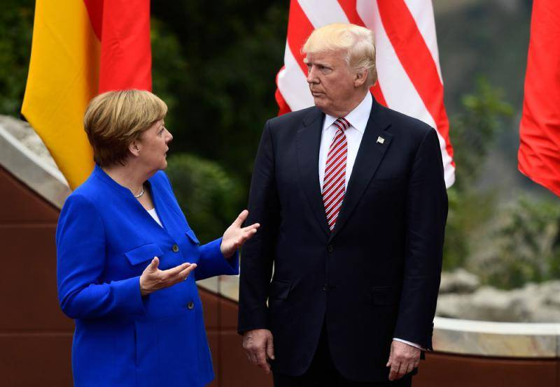 德国终于不再妥协,欢迎美国撤军,最好连B-61战术核导弹一块带走_德国新闻_德国中文网