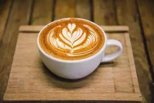 拿铁咖啡 Caffè Latte
