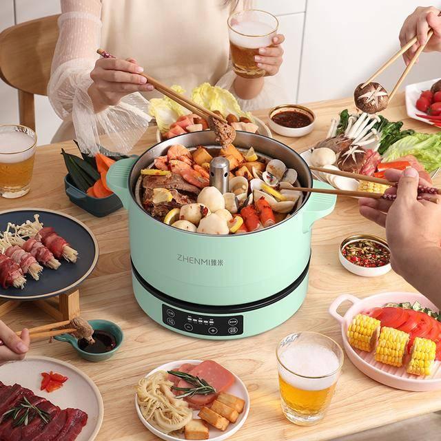 听说过智能厨房吗?轻松做出健康营养餐,体验臻米智生活 增肌食谱 第3张