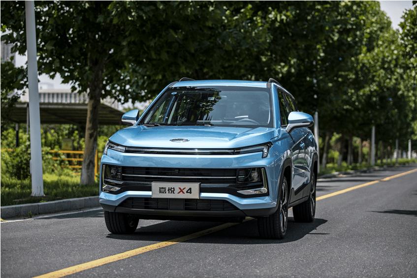 随着佳悦X4上市,江淮能否重回小型SUV市场的巅峰?