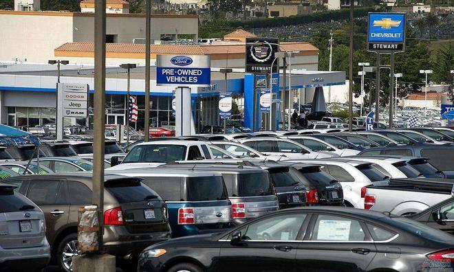 美国汽车销售专家:预计6月汽车销量同比下降29%