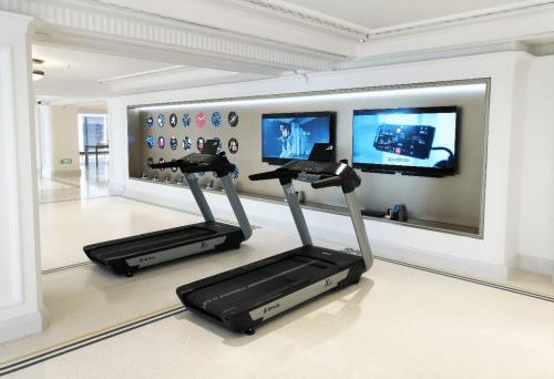 舒华X6i豪华智能跑步机入驻华为全球最大旗舰店 国内新闻 第11张