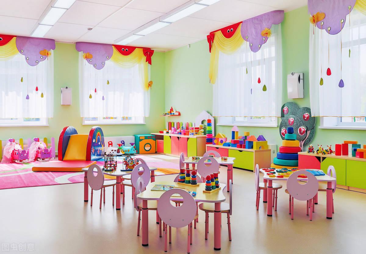 稚悦设计|你心目中的幼儿园是什么样的?