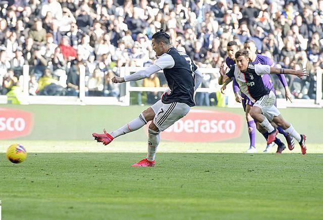 C罗将会再破梅西一纪录?