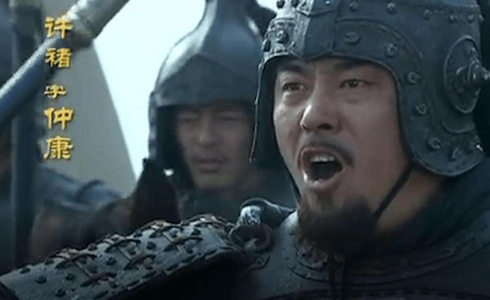 许褚一生救了曹操5次,最终结局如何,得到了善终吗?