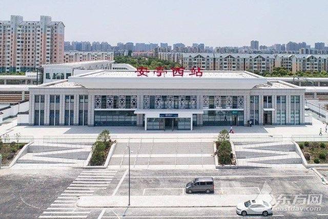"""好消息:沪苏通铁路开通啦,上海人离扬州""""汤包""""更近了!"""
