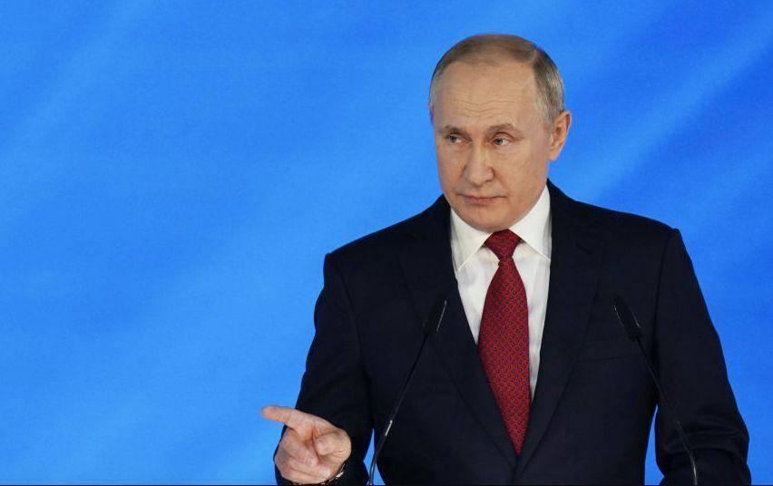 俄罗斯领土只能扩大,不能缩小,普京立法:领土一寸也不许分割