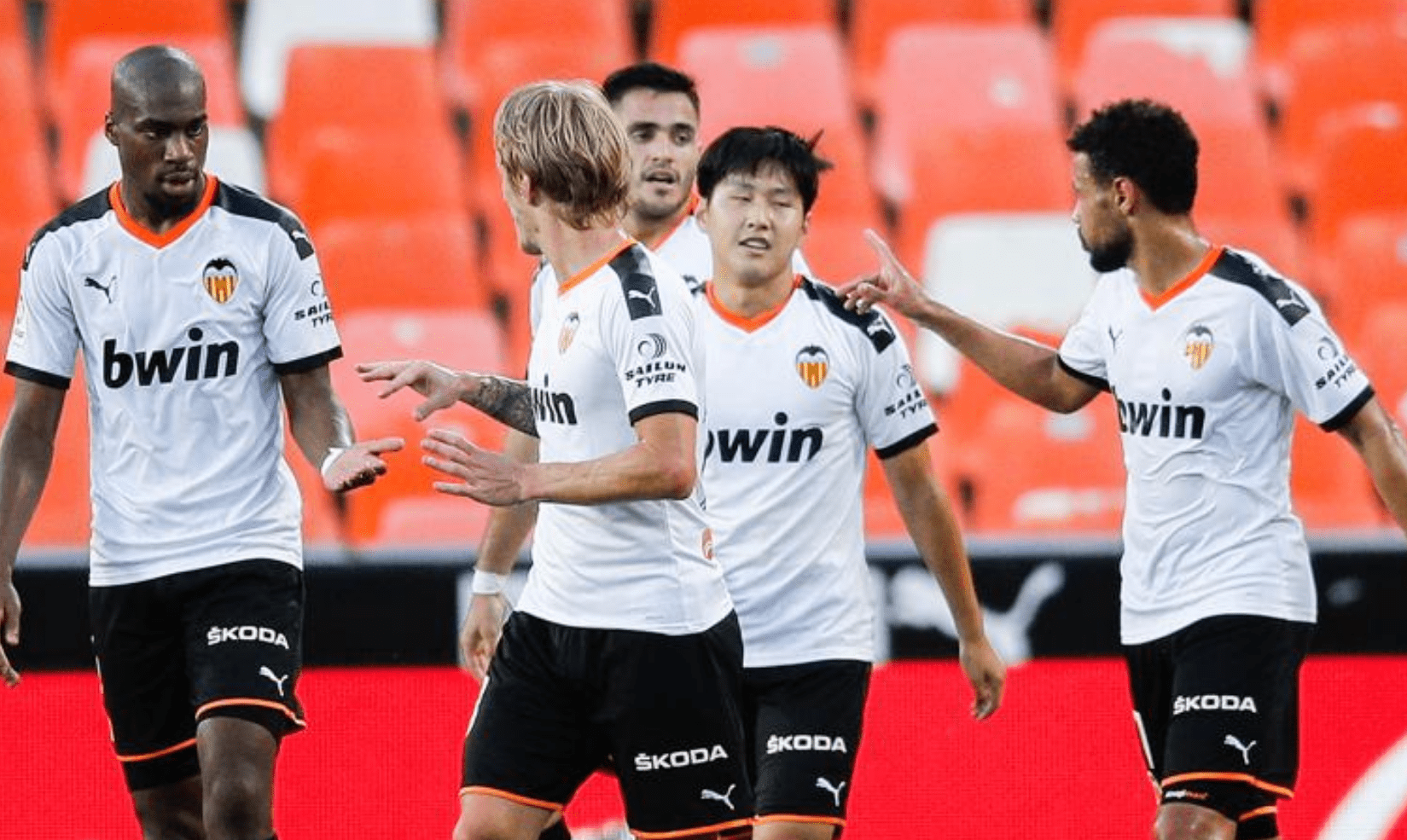 比赛日:韩国天才绝杀瓦伦2-1 沃特福德2-1诺维奇