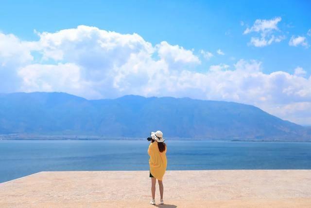 洱海环海路_如果你喜欢拍照,去大理一定要带驾照,人均50元,开Smart环洱海 ...
